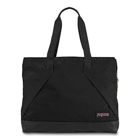 Jansport Dylan Tote - Black/Gold