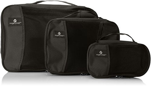 Eagle Creek Travel Gear Luggage It, Black 3 Pack