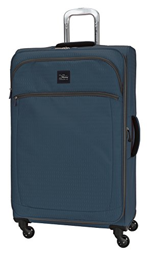 Skyway Montesano 28-inch Spinner Upright Luggage, Lake Blue
