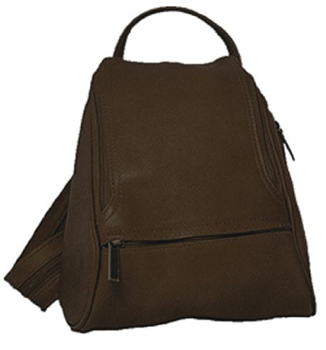David King & Co. Convertible Backpack Sling, Cafe, One Size