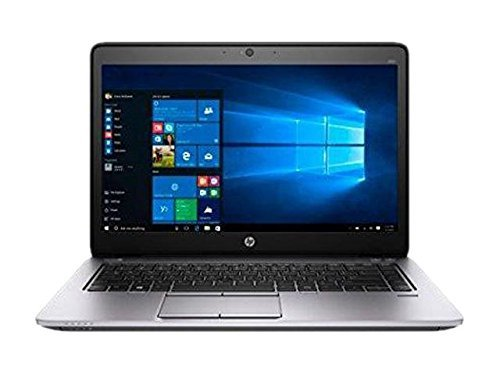 2017 HP Elitebook 840 G1 14.0 Inch High Performanc Laptop Computer, Intel Dual-Core i5 4300U, up to 2.9GHz, 8GB Memory, 180GB SSD, USB 3.0, Bluetooth, Window 10 Professional (Certified Refurbished)