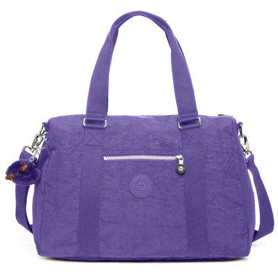 Kipling Itska N Solid, Vivid Purple, One Size