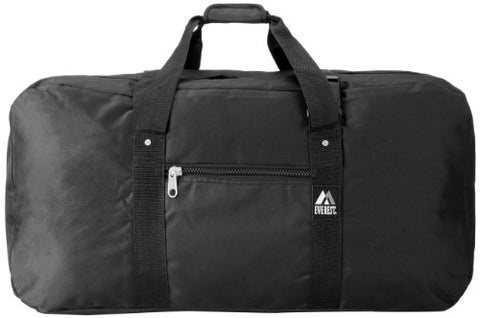 Everest Cargo Duffel, Black, One Size