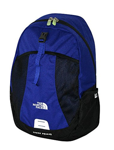 "The North Face Recon Squash Kids BACKPACK BAG 14.5""X11.5""X3"" Lapis Blue"