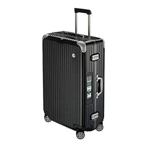 RIMOWA Lufthansa Elegance Collection suitcase 86.5L Electronic Tag Black