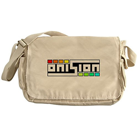 Cafepress - Onision Logo - Unique Messenger Bag, Canvas Courier Bag