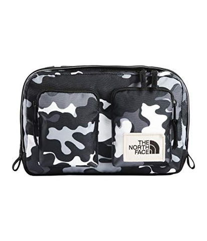 The North Face Unisex Kanga Pack TNF Black Psychedelic Print/TNF Black One Size