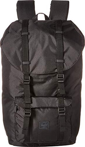 Herschel Supply Co. Unisex Little America Light Black One Size