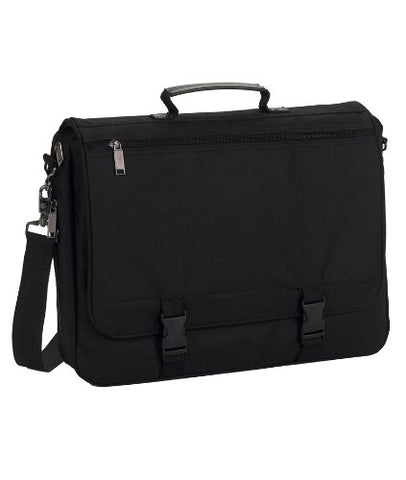 Ultra Club U1011 ® Classic Briefcase - One - Black