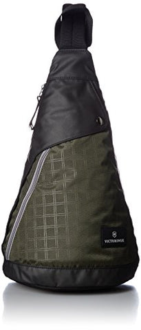 Victorinox Altmont 3.0 Dual-Compartment Monosling, Green/Black