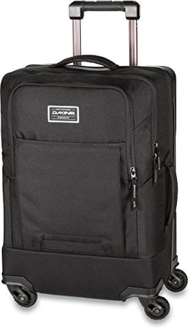 Dakine Unisex Terminal Spinner Wheeled Travel Bag, Black