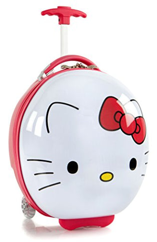 Hello Kitty Hardside Round Shaped Luggage For Kids - 16 Inch