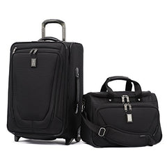 Travelpro Crew 11 2 Piece Set 22 Rollaboard And Deluxe Tote