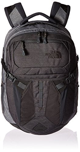 The North Face Recon Backpack - Tnf Dark Grey Heather/Tnf Medium Grey Heather - One Size