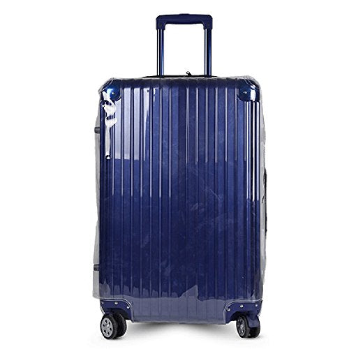 Click Sports Zipper Style Clear Protective Skin Cover For Rimowa Limbo (Electronic Tag) Suitcase