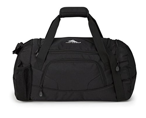 High Sierra Crossport 2 Whirlwind Duffel Bag, Black
