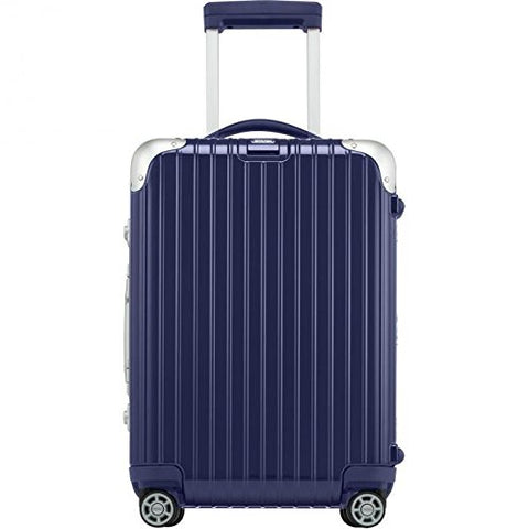 "Rimowa Limbo Cabin 22"" Multiwheel IATA Carry On Spinner Luggage - Night Blue"