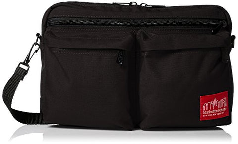 Manhattan Portage Albany Shoulder Bag, Black