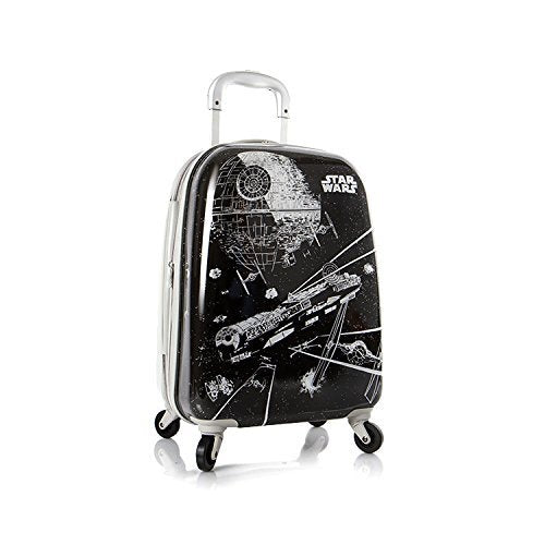 "Heys Star Wars Tween Spinner Luggage 20"" Case Expandable"