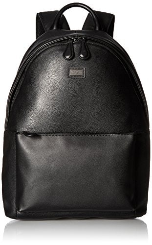 Ted Baker Men's Panthr Leather Backpack, Black