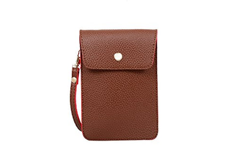 Mellow World Women'S Aria Hb15249 Cross Body Bag, Brown, One Size