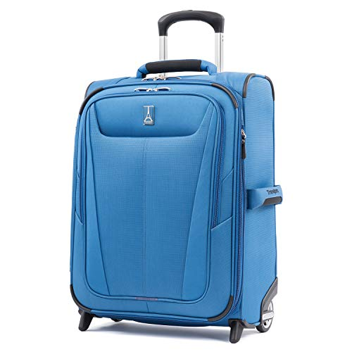Travelpro Luggage Expandable International Carry-On, Azure Blue