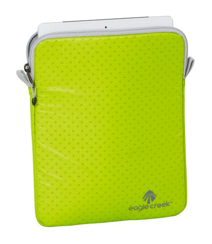Eagle Creek Travel Gear Luggage Pack-it Specter Tablet Sleeve, Strobe Green