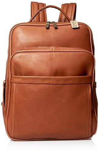 Claire Chase Tunica Backpack, Saddle