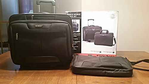 Samsonite 2 Piece Mobile Office 46469-1041