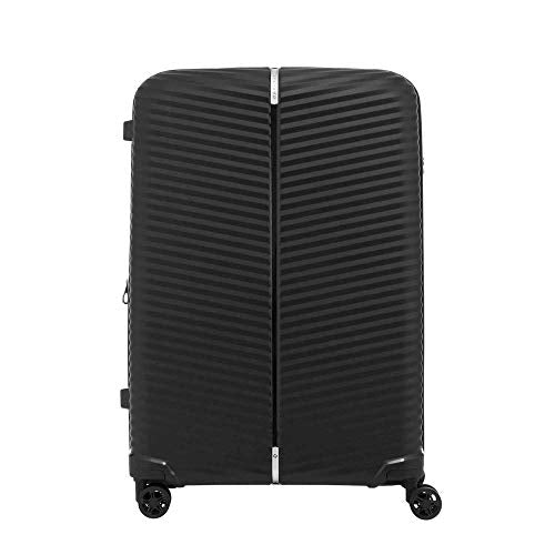 Samsonite Varro Spinner 75/28 Carry-On Luggage Large Black Suitcase