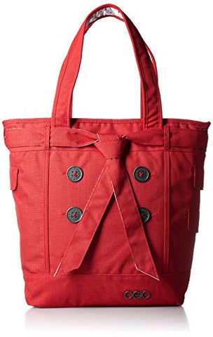 Ogio Women'S Hamptons Tote, Medium, Red