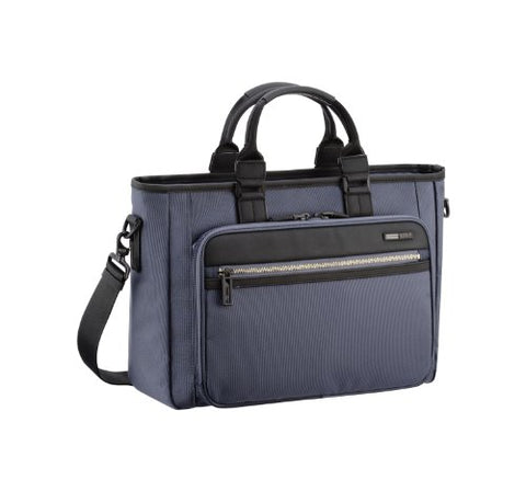 Zero Halliburton Zest Single Front Pocket Tote, Navy, One Size