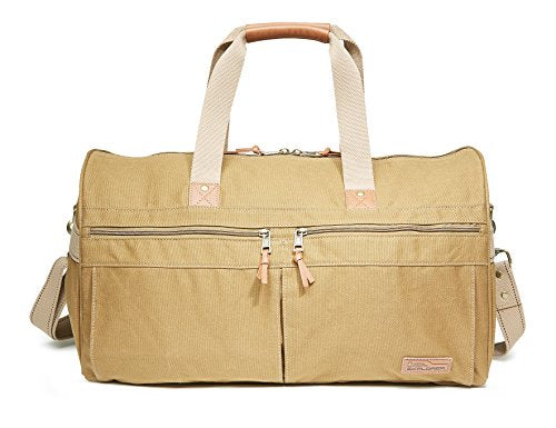 National Geographic Cape Town 21 Inch Carry-On Duffel, Khaki, One Size