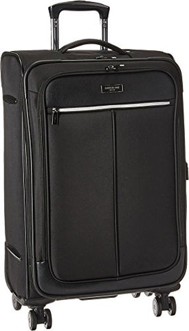 "Kenneth Cole Reaction Unisex Class Transit 2.0-24"" Expandable 8-Wheel Upright Black One Size"
