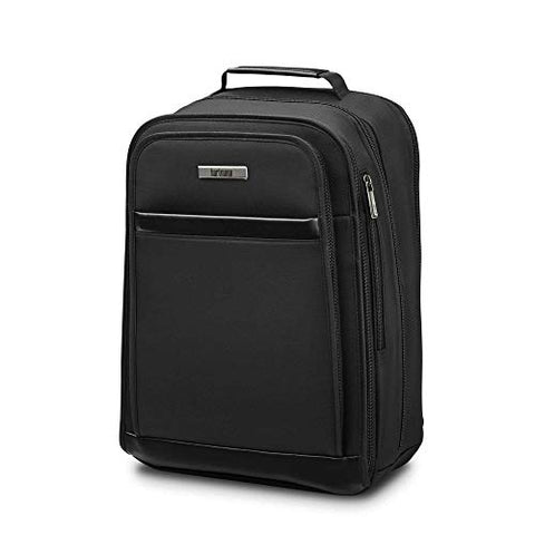 Hartmann Metropolitan 2 Slim Business Backpack, Deep Black