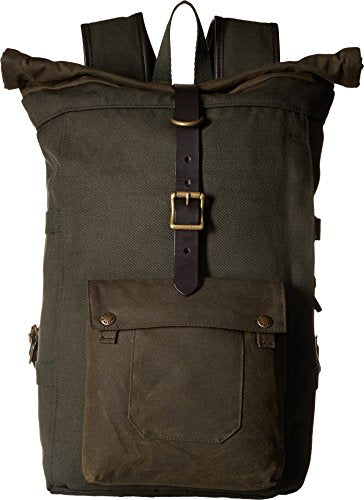 Filson Unisex Roll Top Backpack Otter Green Backpack