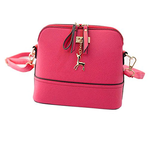 Hot Sale! Women Teen Girls Handbag Cross-Body Wallets Purses Leather Messenger Bags Shoulder Bag