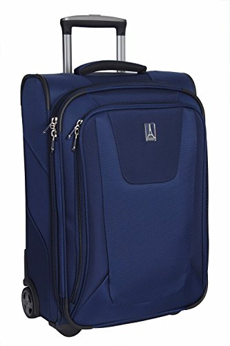 Travelpro Luggage Maxlite3 22 Inch Expandable Rollaboard (One Size, Navy)