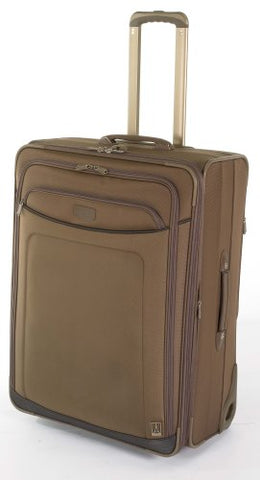 "Travelpro Crew 7 28"" Expandable Rollaboard Suiter, Chestnut, One Size"