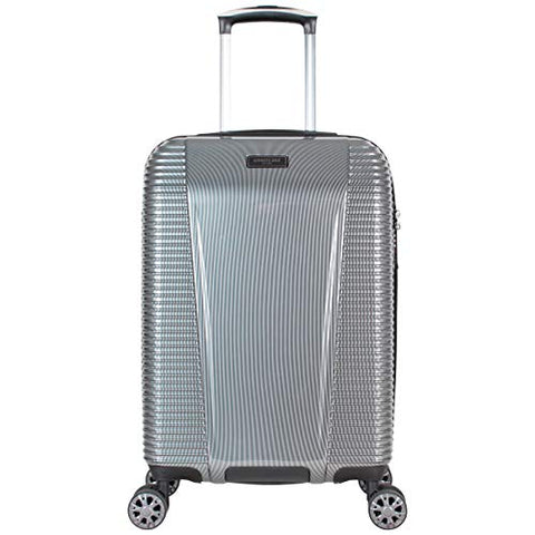 "Kenneth Cole Reaction Sudden Impact 2.0 20"" Expandable Spinner 8-Wheel Carry-on Luggage with TSA"