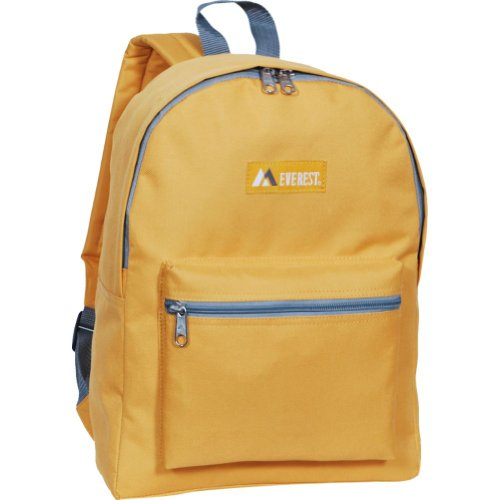 Everest Basic Backpack (Yellow)