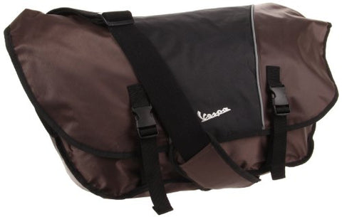 Vespa Messenger Bag,Brown,One Size