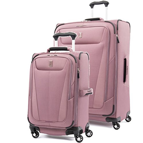 Travelpro Maxlite Set 5 Of 21 |29 Expandable Spinners Dusty Rose