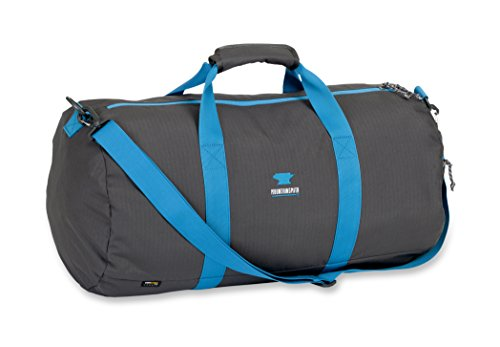 Mountainsmith Stash Large Duffel Bag, Anvil Grey