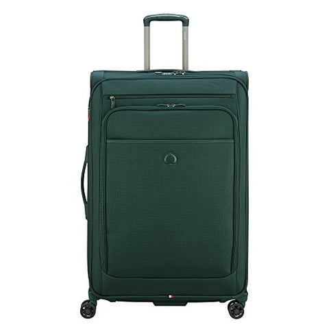 Delsey Paris Pilot 4.0 29-Inch Exp. Spinner Suiter (Emerald Green)