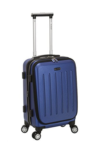 Rockland Titan 19 Inch Abs Carry On, Blue