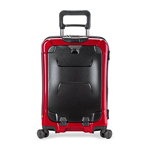 Briggs & Riley Torq International Carry-On Spinner QU121SP (One Size, Ruby)