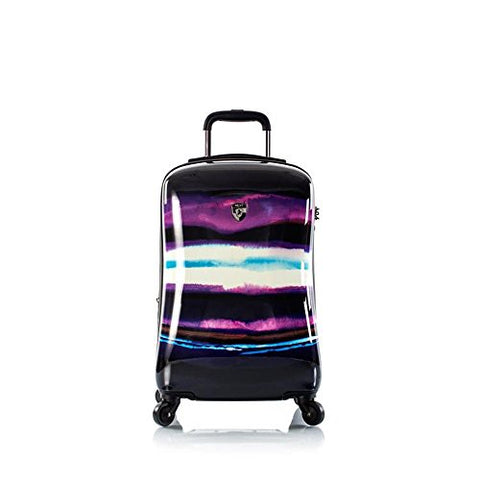 Heys Viola 21 Inch Carry On spinner Luggage