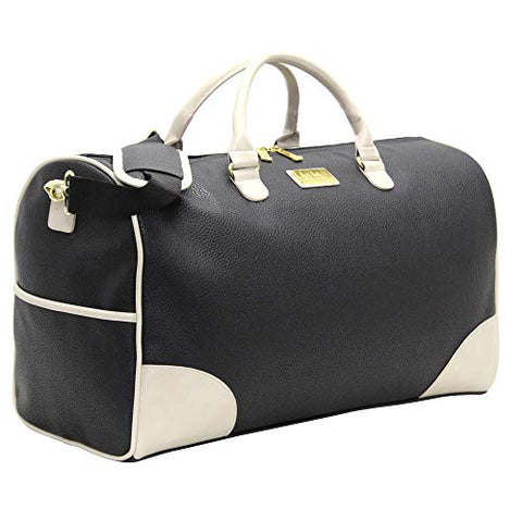 Nicole Miller Sharon City Duffel Bags (Sharon City Black)