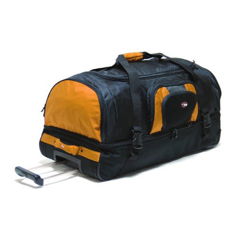 California Pak Luggage Temptation 36, 36 Inch, Orange